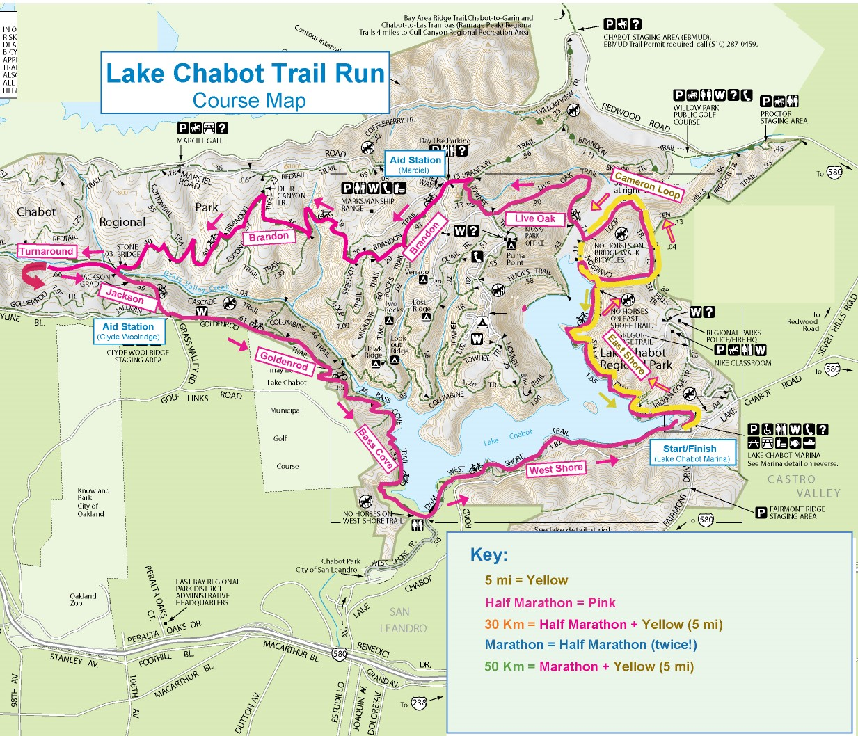Lake Chabot on contra loma map, caldwell map, las trampas map, diablo valley map, hartnell map, cull canyon map, santiago canyon map, quarry lakes map, allan hancock map, carroll map, frank's map, cal university map, los medanos map, berkeley city map, cosumnes river map,